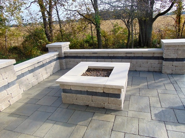 ... Paver Patios Greenfield In