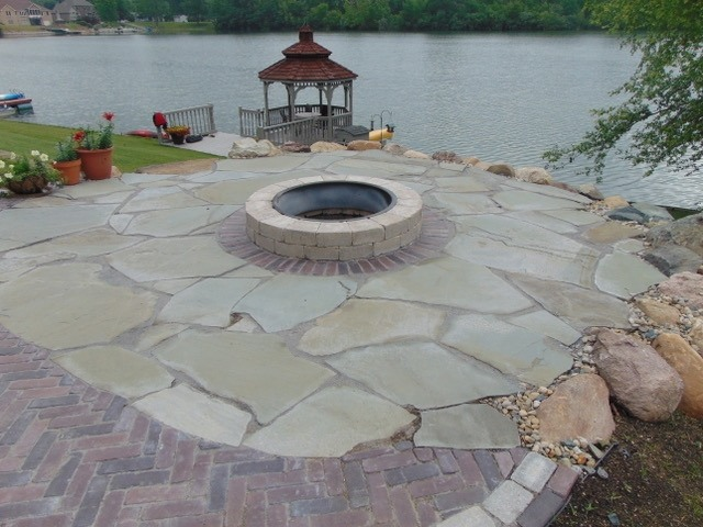 Latest Projects Hardscaping Landscaping In Greenfield In