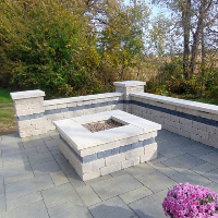 landscaping greenfield in