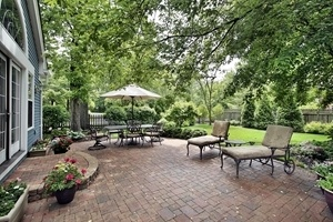 paver patio greenfield in